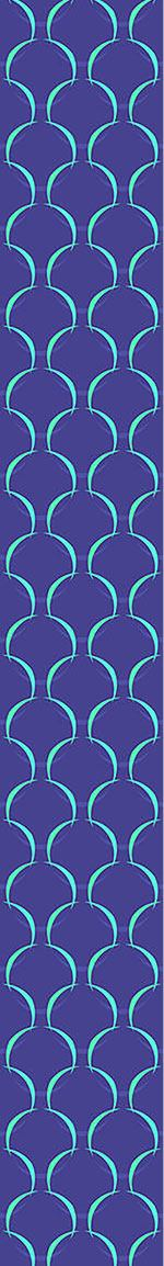 Design Wallpaper Mesh Blue