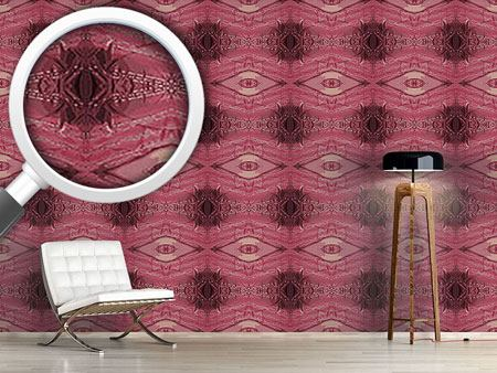Design Wallpaper Red Ruby