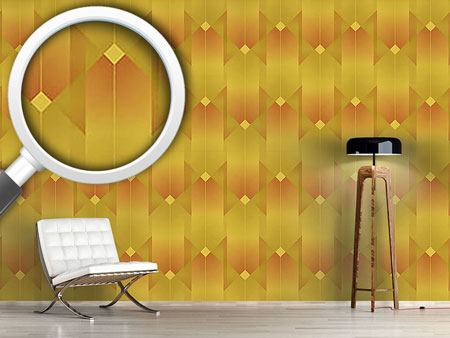 Design Wallpaper Art Deco Lines