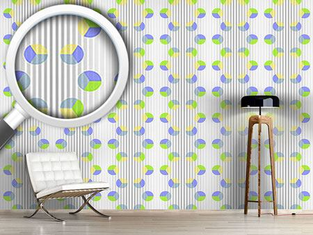 Design Wallpaper Hexaballs