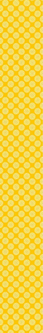 Papier peint design Fantasy Pit Yellow