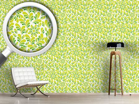 Design Wallpaper Swirly Sue