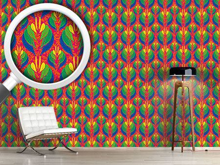 Design Wallpaper Poptanica Flowers