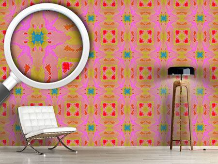 Design Wallpaper Summer Batik