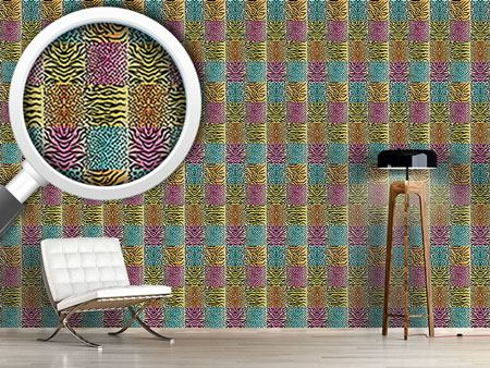 Design Wallpaper Animal Skin