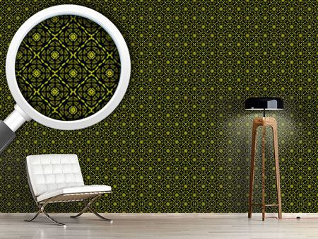 Design Wallpaper Yellow Paradies