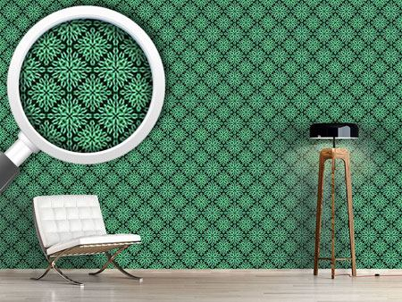 Design Wallpaper Leave Hypnosis