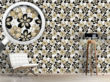 Papier peint design Blossom Party
