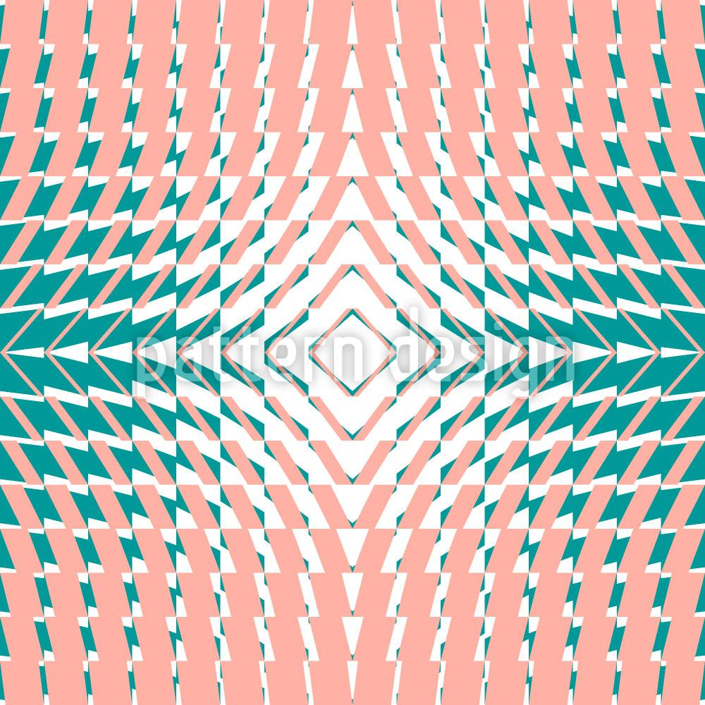 Design Wallpaper Kaleidoscope Four