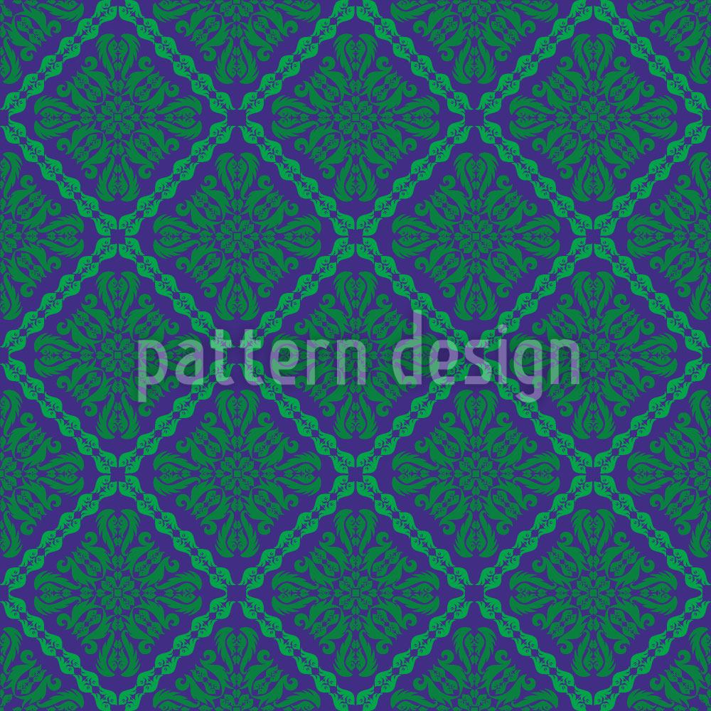 Designtapete Green Dream