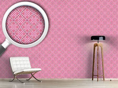 Design Wallpaper Paradise Pink