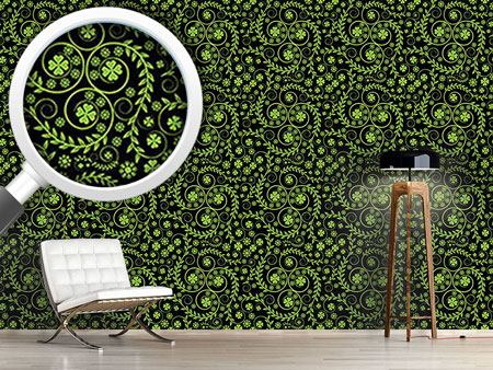 Design Wallpaper Shamrock