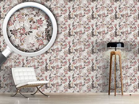 Design Wallpaper Last English Rose