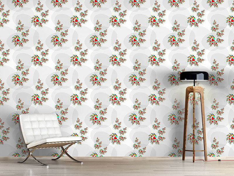 Design Wallpaper Love Is In The Air