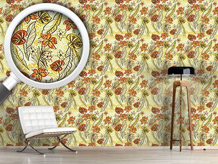 Design Wallpaper Vintage Hawaii