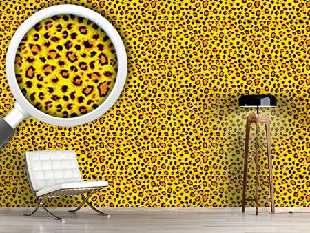 Design Wallpaper Wild Cheetah