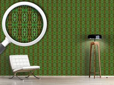 Design Wallpaper Art Moss