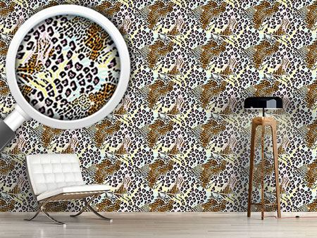 Design Wallpaper Cheetah Gone Wild