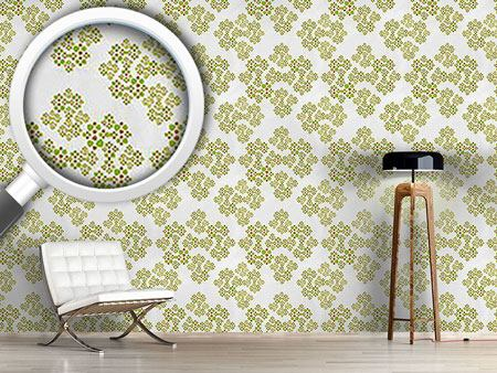 Design Wallpaper Triangle Tangle