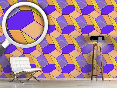 Design Wallpaper Facets Of Prisma