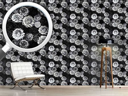 Design Wallpaper Where The Wild Roses Grow
