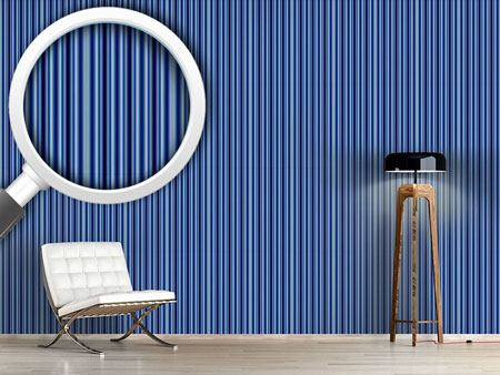 Design Wallpaper Pinstripes Maritime
