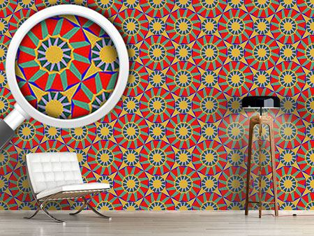 Design Wallpaper Circus Colori