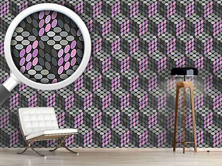 Design Wallpaper Magic Dots