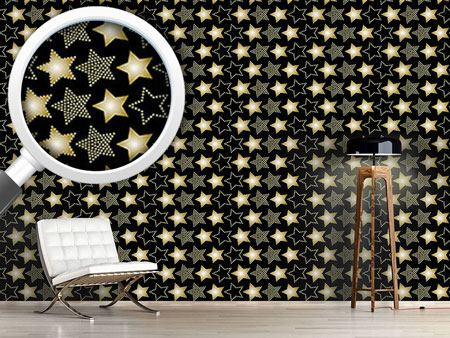 Design Wallpaper Sugar Stars