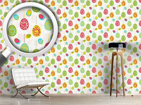 Design Wallpaper Renaissance Of The Easter Eggs