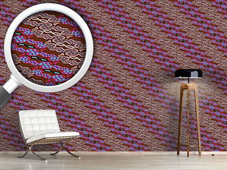 Design Wallpaper Criss Cross Spies