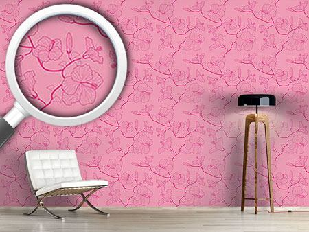 Design Wallpaper Hibiscusdream Pastel