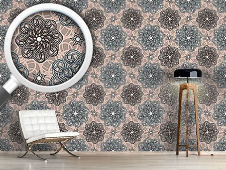 Design Wallpaper Flowers From Fantasia