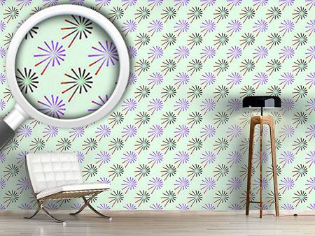 Design Wallpaper Fantasy Of Chives