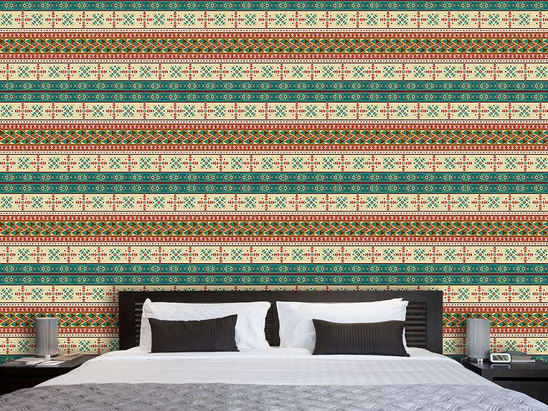 Design Wallpaper Cultural Roots