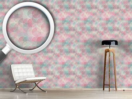Design Wallpaper Rose Garden Around