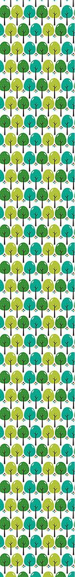 Papier peint design The Forests Of El Bosque