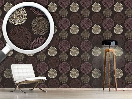 Design Wallpaper Pop Up Mandala