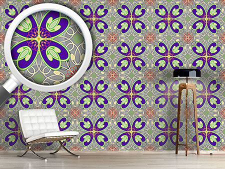 Design Wallpaper Flora Fantastico