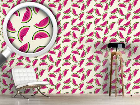 Design Wallpaper Melons For Breakfast