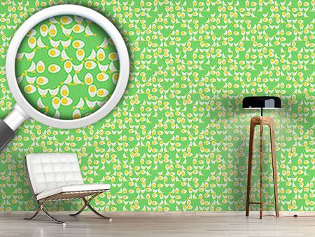 Design Wallpaper Chicken Or Egg