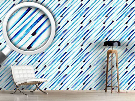 Design Wallpaper It Is Raining Water Colors