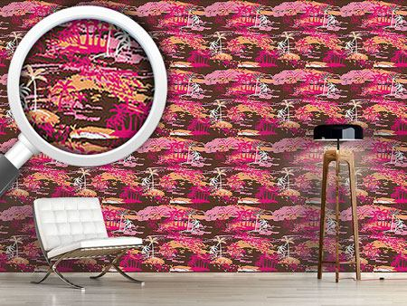Design Wallpaper Paradise Island