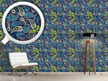 Design Wallpaper Palace Paisley