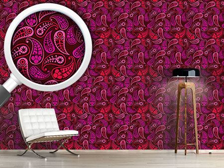 Design Wallpaper Lovely Paisley