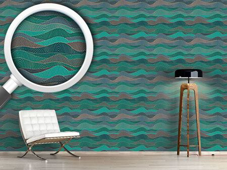 Design Wallpaper The Myth Of The Waves