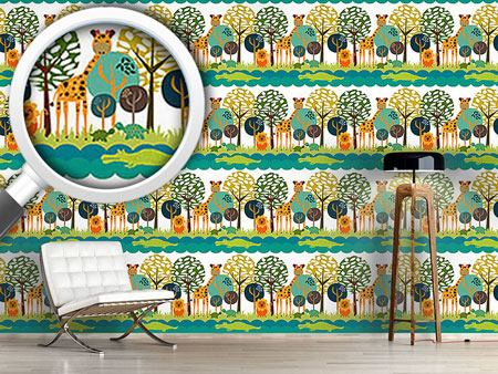 Design Wallpaper African Safari Club