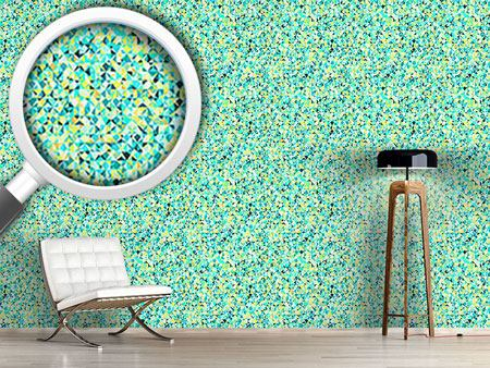 Design Wallpaper Geometric Vision