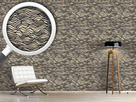 Design Wallpaper They Dreamed Of Ocean Waves