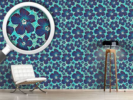 Design Wallpaper Hibiscus Hawaii